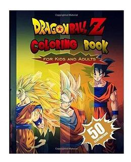Libros Para Colorear De Dragon Ball En Mercado Libre Colombia