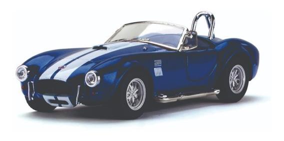 Auto De Colección 1965 Shelby Cobra 427 S/c Metal Pullback