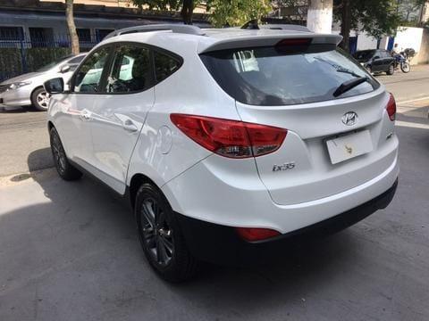 Hyundai Ix35 2.0 2wd Flex Aut. 5p Blindado