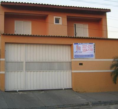 Sobrado Residencial À Venda, Vila Aeroporto, Campinas. - So0020