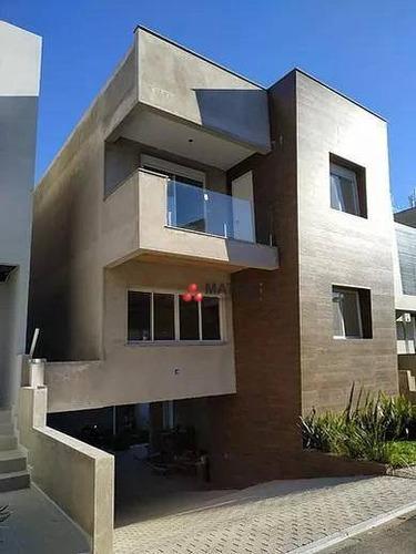 Maravilhosa Casa Alto Padrão Em Condomnio - 3 Suítes, 315 M¹ No Campo Comprido - Curitba/pr!! - Ca1471