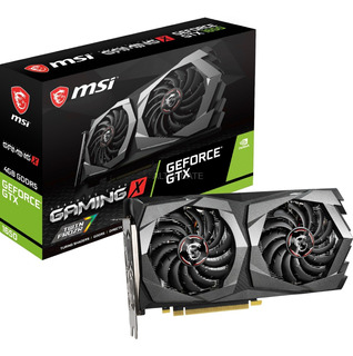 Tarjeta Video Msi Nvidia Geforce Gtx1650 Gaming X4g- Boleta