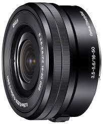 Lente Sony E Pz 16-50mm F/3.5-5.6 Oss (a6000,a6300,a6500)