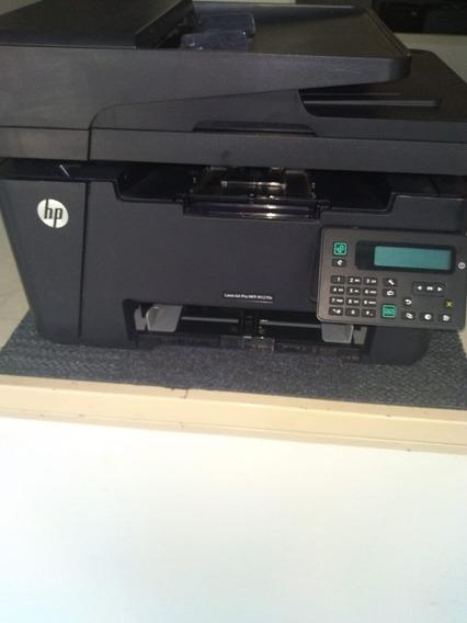 Impressora Hp Laser Jet Pro M127fn