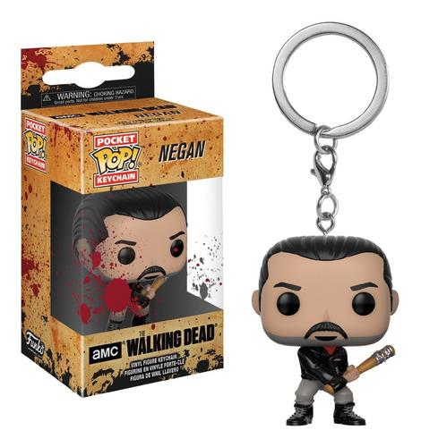 Negan Llavero Funko Pop The Walking Dead