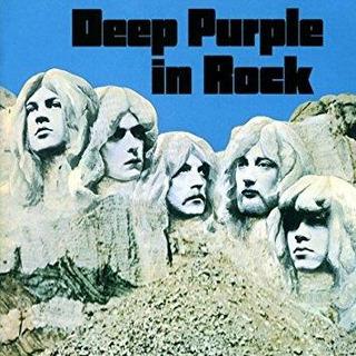 Vinilo Deep Purple In Rock Lp Imp.