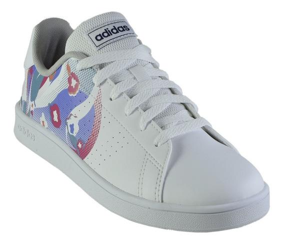 Zapatillas adidas Advantage Niños Ftw/ftw