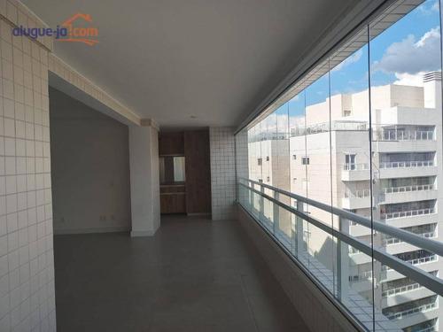 Cobertura Com 3 Dormitórios Para Alugar, 288 M² Por R$ 7.500/mês - Vila Ema - São José Dos Campos/sp - Co0219