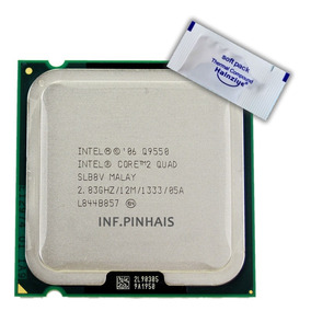 Processador Intel Core 2 Quad Q9550 12mb 2.83ghz 775