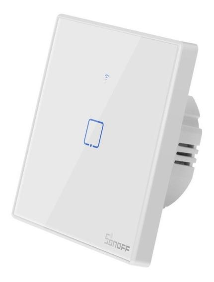 Sonoff Wifi Touch Switch T2eu 1 Gangue