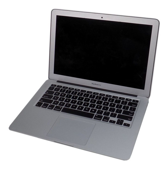Ultrabook Notebook Apple Macbook Air 7,2 A1466 I7 2.2ghz 8gb Ram 240gb Ssd C/ Nf 13pol Bateria Média 500 Ciclos Mojave