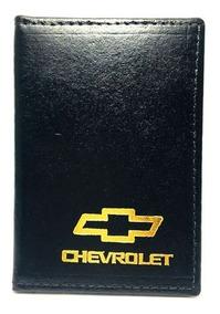 Carteira Porta Documento Gm/ Chevrolet Courvim