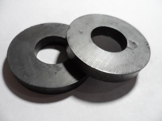 Imã De Alto Falante / Tamanho 50mm X 14mm X 8mm