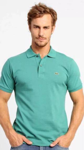 Oferta Dias Dos Pais, Camisetas Polos Kit Com 5 - Aproveite!