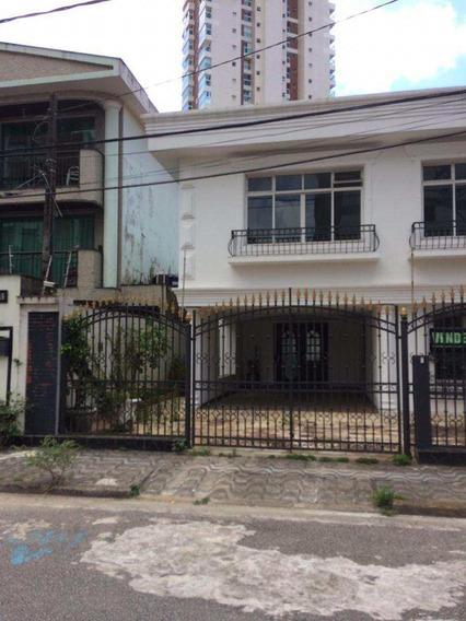 Sobrado Com 5 Dorms, Ponta Da Praia, Santos - R$ 2.2 Mi, Cod: 1549 - A1549