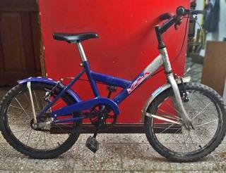 Bicicleta Usada Rodado 16 Niño/niña/niñe Oferta Real!!!