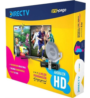 Directv Prepago-antena 0.46mts Direc Tv