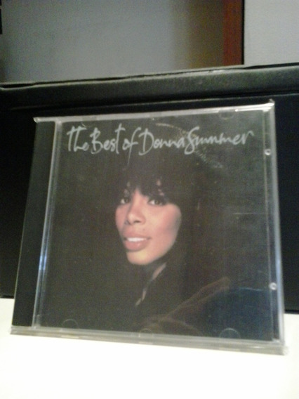 2 Cd : The Best Of Donna Summer + Soft Cell Imp Memorabilia