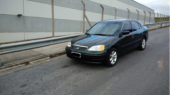 Civic 2003 1.7 Lx Gasolina