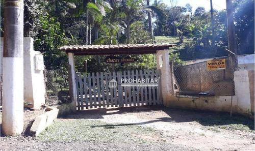Chácara À Venda, 1100 M² Por R$ 280.000,00 - Recanto Campo Belo - São Paulo/sp - Ch0178