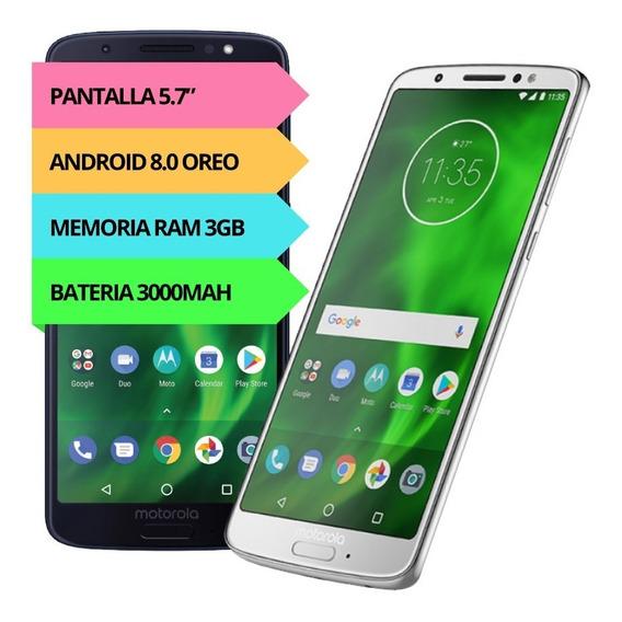 Celular Motorola Moto G6 Xt-1925 32gb Garantia Oficial Ahora 18