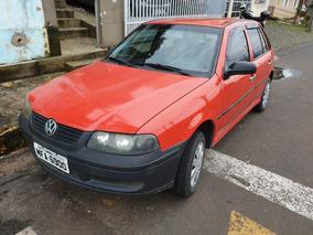 Volkswagen Gol 1000 4 Portas