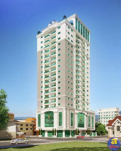 Imagem 1 de 15 de Apartamento 2 Suítes 1 Vaga De Garagem No Morretes Em Itapema/sc - Imobiliária África - Ap00529 - 69812642