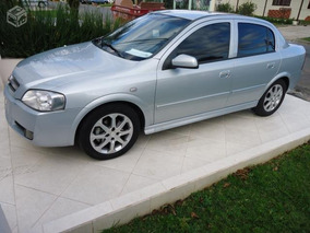 Chevrolet Astra Sedan 2.0 Advantage Flex Power Aut. 4p Prata