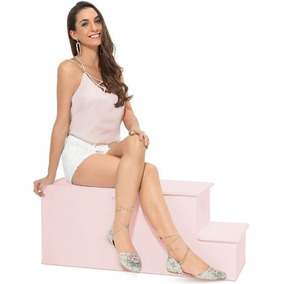 Balerina Pink By Price Shoes 175356 Color Coral Oferta 2x1