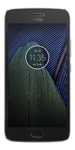 Celular Motorola Moto G5 Plus Platinum Seminovo Muito Bom