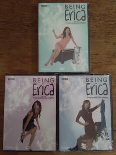 Being Erica Primera Temporada Vol 1,2 Y 3