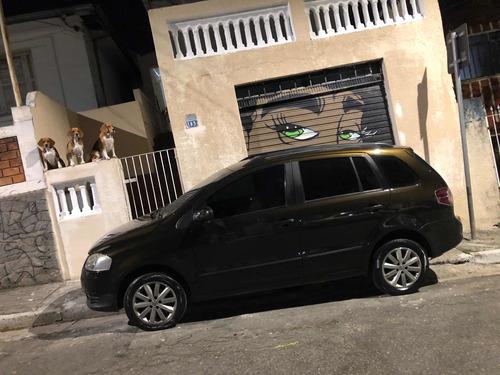 Volkswagen Spacefox 2007 1.6 Comfortline Total Flex 5p (br)