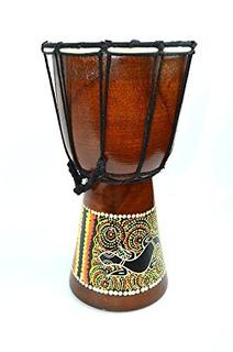 Djembe Drum- Tambor De Percusión Africano 9