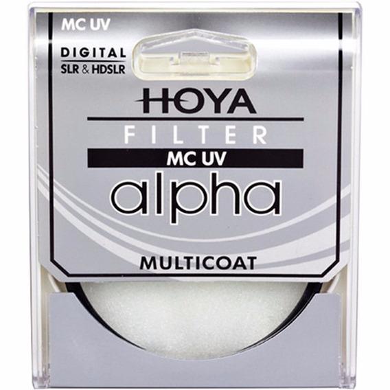 Filtro Hoya Uv 67mm Alpha Original Lente Canon Nikon Sony