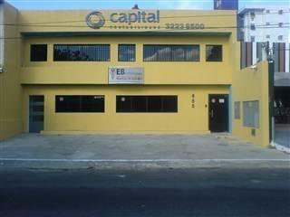 Prédio Para Alugar, 280 M² Por R$ 4.500,00 - Barro Vermelho - Natal/rn - Pr0006