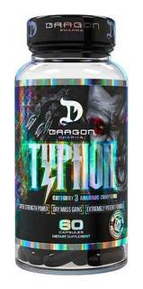 Pré Hormonal Typhon - (60caps) - Dragon Pharma - Original