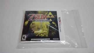 Zelda Between Worlds - Nintendo 3ds