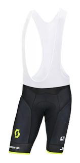 Lycra Pantaloneta Scott Mitchelton Ciclismo Tirantes Badana