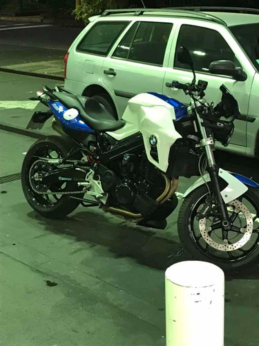 Moto Bmw F800 R. 2013 -boulevard Moto-dolar Billete