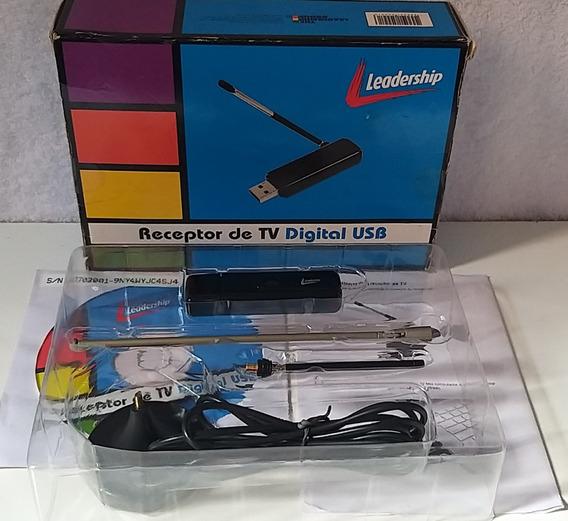 Receptor: Tv Digital Usb Leadership 0091 (portátil)
