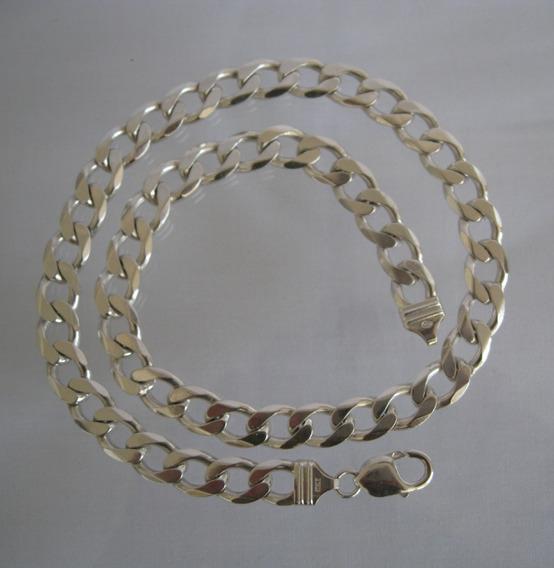 Colar Corrente Prata 925 - 79g - 12 X Frete Grátis (128)