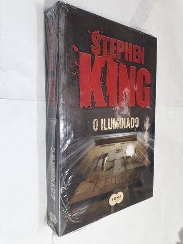 Livro O Iluminado Stephen King