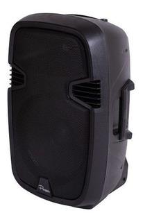 Bafle Activo Bateria Recargable Parquer 12 Bluetooth Cuota