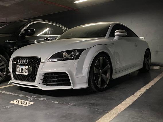 Audi Tt Rs- Sin Detalles. Nueva Lejos La Mejor.