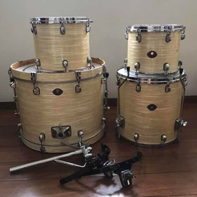 Tama Starclassic Birch Shellpack White Oyster - Made Japan