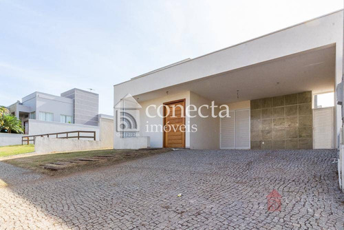 Casa Com 3 Dormitórios À Venda, 200 M² Por R$ 850.000,00 - Condomínio Terras Do Fontanário - Paulínia/sp - Ca1145