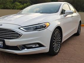 Ford Fusion Se Luxury Plus 2017