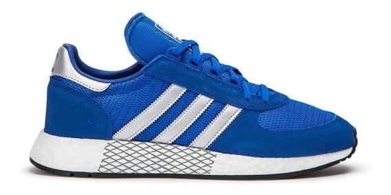 Tenis I5923 adidas Originals Iniki 5923 Marathon Azul G26782