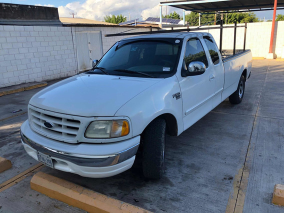 Ford F-150 4.6 Xl Cabina Doble 4x2 Mt 1999