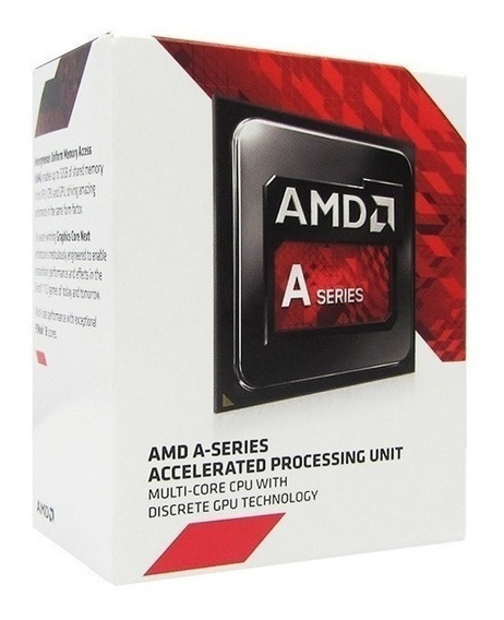Kit Upgrade Gamer Amd A8 7680 + Asus A68hm-k Seme-novo